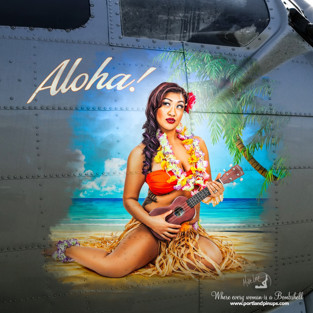 Aloha Portland Retro Photography Portland Pin Ups Specializing In 1950 S Style Pin Up Portraits In Portland Oregon