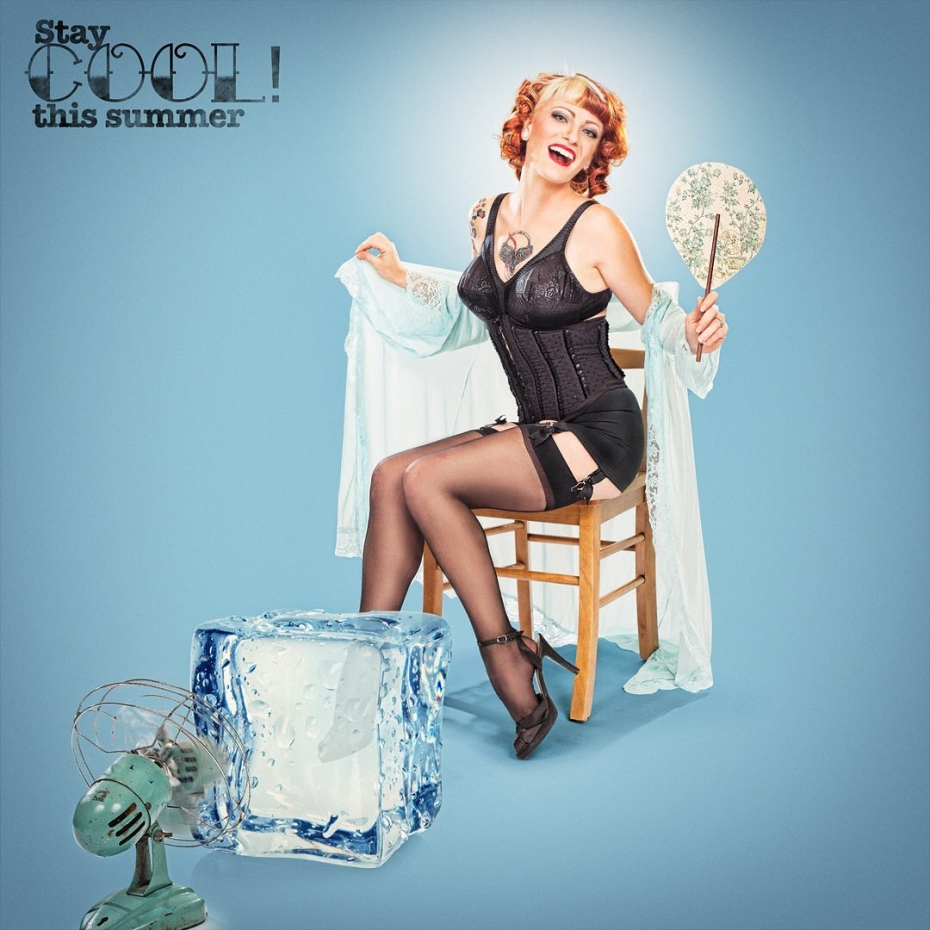 STAY COOL…Still plenty of hot summer days to come, make sure you stay cool!Don't remember 2020 as the never ending year of awful…book a session with Portland Pin-Ups and celebrate being awesome!At Portland Pin-Ups, we believe that EVERY woman is a bombshell, and we love our clients! We appreciate that visiting a professional photographer is rare these days and thank you for choosing us to capture your beauty.Professional hair styling, make-up artistry, lighting, 20 years of posing experience and industry leading retouching...the Portland Pin-Ups Magic. It