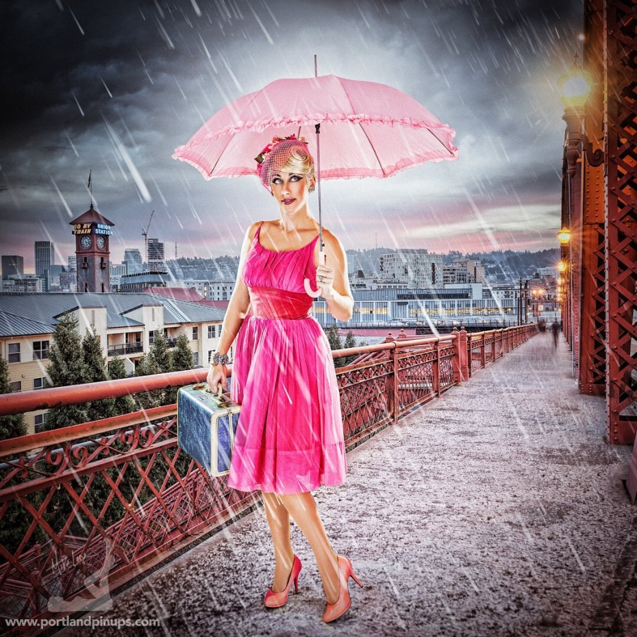 RAINY DAYHandbag from Gucci? Diamond ring? Sporty convertible? There are many ways to treat yourself…but only ONE Portland Pin-Ups.Go on…Upgrade YOUR selfie…www.portlandpinups.com
